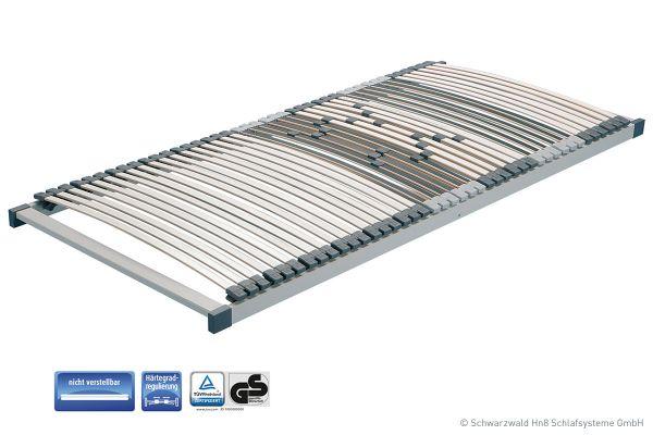 Hn8 Luxus-Federholzrahmen starr Quattroplus Plan