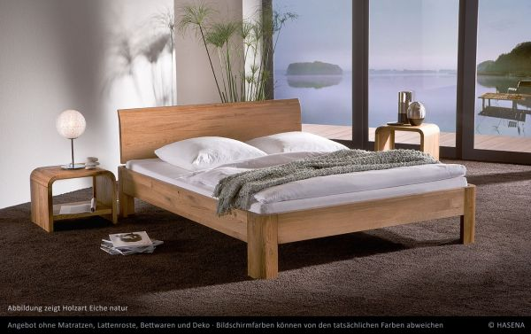 hasena massivholz bett oak line ronda eiche betten prinz. Black Bedroom Furniture Sets. Home Design Ideas