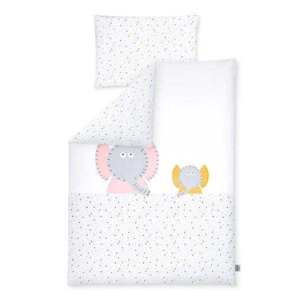 Zöllner Classic Kinderbettwäsche Elefant