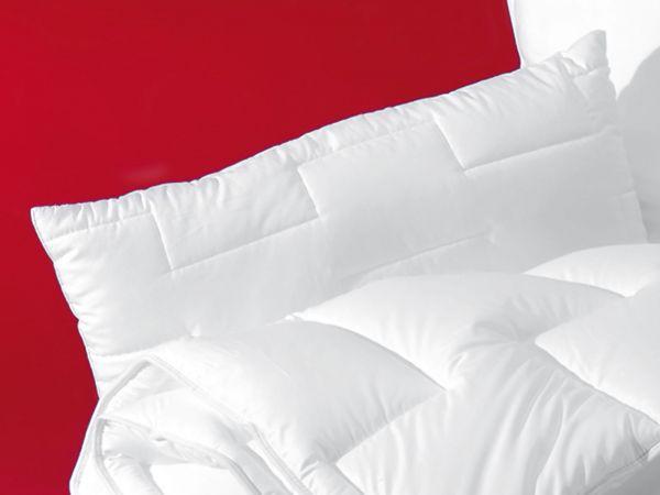 Schlaf-Gut Utah Kissen gesteppt 80 x 80 cm