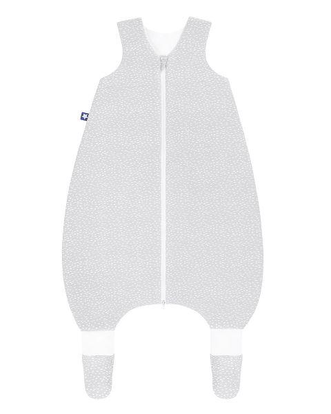 Zöllner Jersey Schlafsack Jumper Plus Tiny Squares Grey