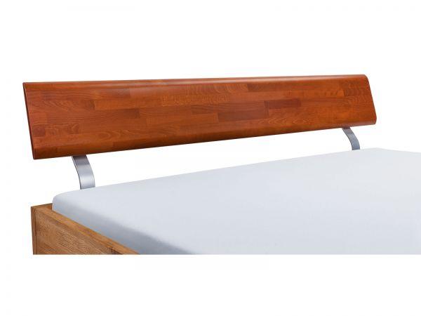Wood-Line Kopfteil Rino, Buche kirschbaumfarbig, lackiert