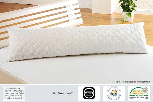f.a.n. Frankenstolz Sleep & Care Seitenschläferkissen, 140 x 40 cm