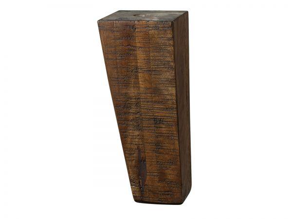 Fuß Gola, Akazie Vintage brown, lackiert