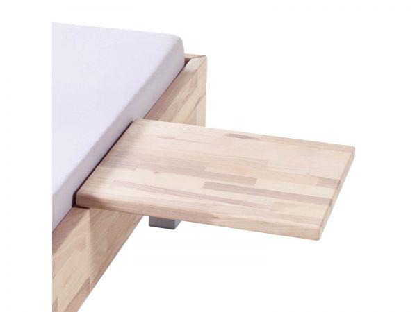 Wood-Line Nachttisch Mido, Kernesche natur, lacliert