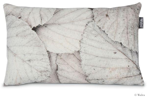 Walra Zierkissen Ties, Grau 30 x 50 cm