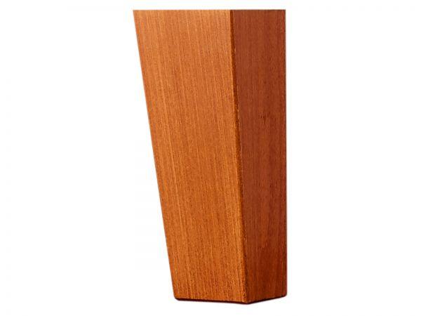 Hasena Wood Line Füße Juve, Buche kirschbaumfarbig, lackiert