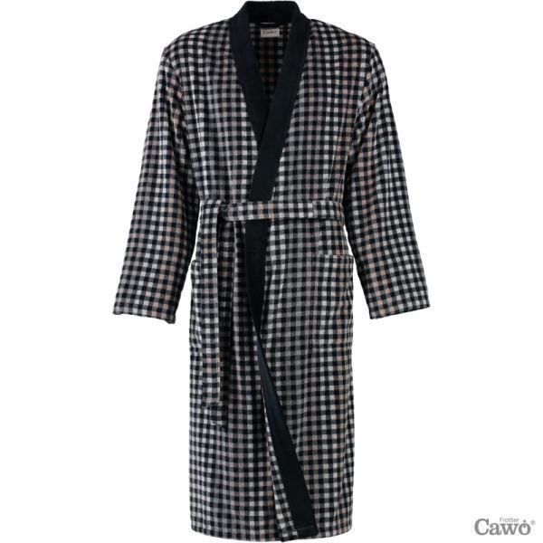 Cawö Herren Bademantel Kimono Loft 2886