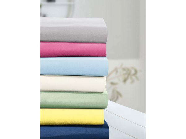 Irisette freundin home collection Jersey-Stretch Spannbetttuch Parado 0011