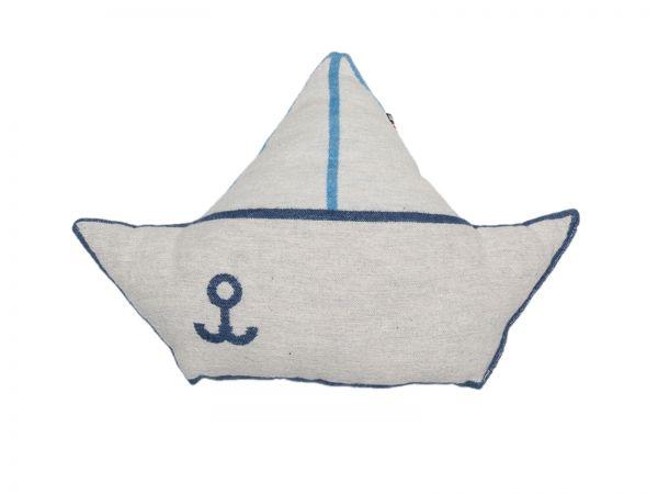 Kissen Schiff