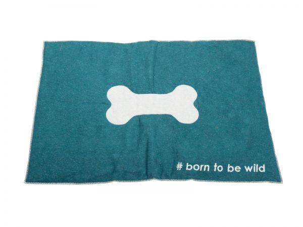 Silvretta Hundematte #born to be wild