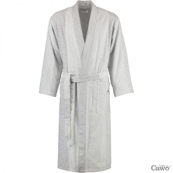 Cawö unisex Bademantel Kimono Sauna 5005