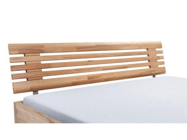 Hasena Wood Line Kopfteil Litto, Kernbuche natur, geölt