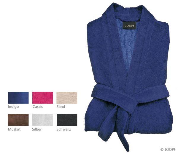 JOOP! Damen Bademantel Kimono Classic 1616