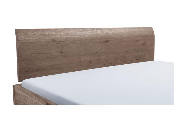 Oak-Stone grey Kopfteil Lisio