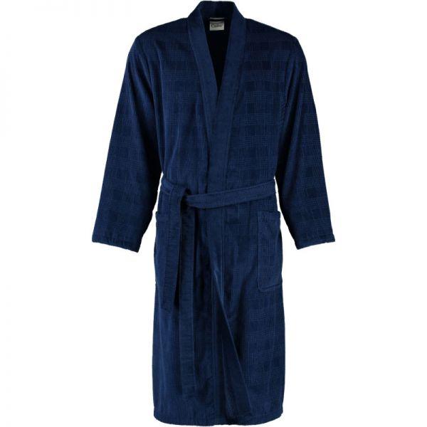 Cawö Herren Bademantel Kimono 3807