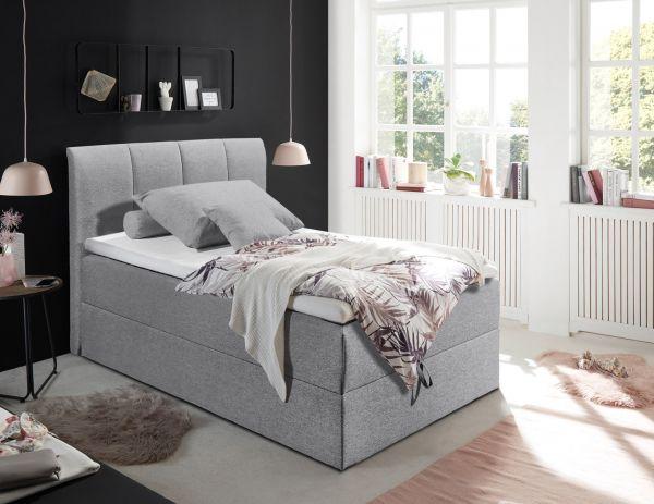 Farbe Grau, 120 x 200 cm