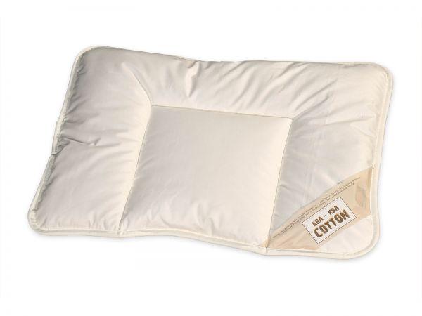 Bio-Baby-Flachkissen Cotton, Größe 40 x 60 cm