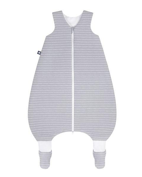 Zöllner Jersey Schlafsack Jumper Plus Grey Stripes