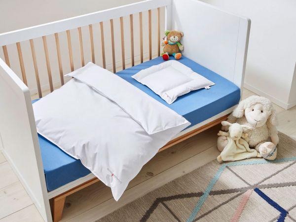 Fanni Babydecke 80 x 80 cm, Kopfkissen nicht im Lieferumfang enthalten