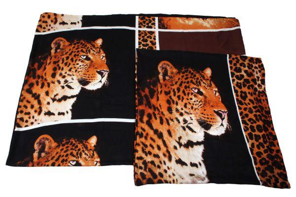 Pötter New Line City Style Microfaser Bettwäsche Jaguar