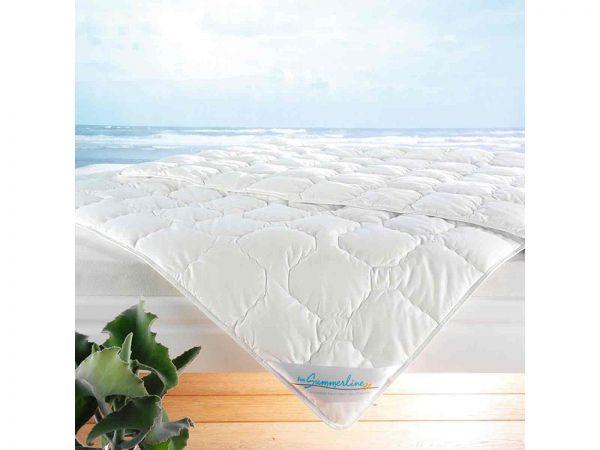 Summerline Wash Cotton Leichtsteppbett
