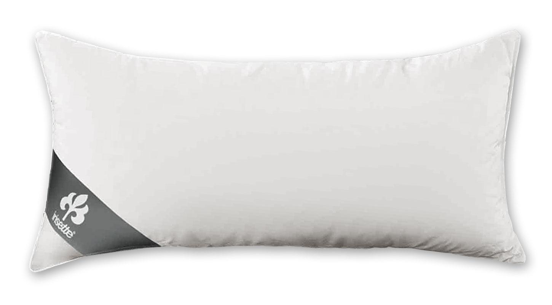 latex kopfkissen 40x80 cm bettw sche biobaumwolle joka bettdecken hostel modernes schlafzimmer. Black Bedroom Furniture Sets. Home Design Ideas