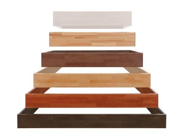 Hasena Wood Line Bettrahmen Premium 18