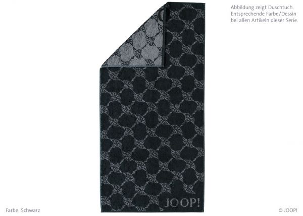 JOOP! Black & White Cornflower 1611