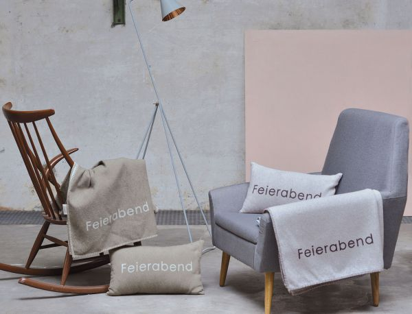 David Fussenegger Wohndecke Sylt Feierabend