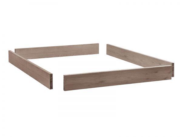 Oak-Stone grey Bettrahmen Modul 18