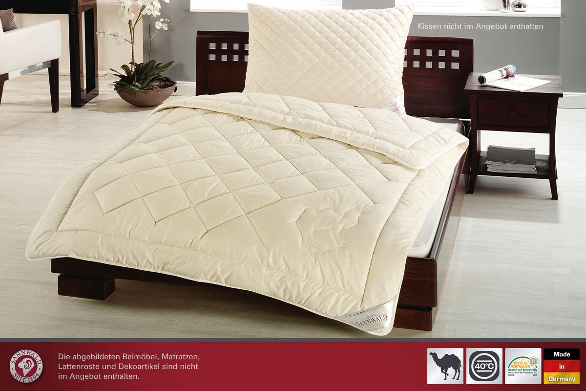 sannwald kairo leicht steppbett betten prinz gmbh. Black Bedroom Furniture Sets. Home Design Ideas
