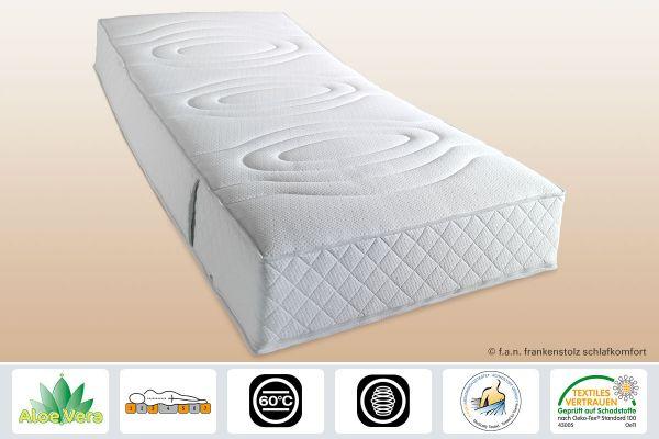 f a n frankenstolz tonnentaschenfederkernmatratze komfort 1000 t betten prinz gmbh. Black Bedroom Furniture Sets. Home Design Ideas