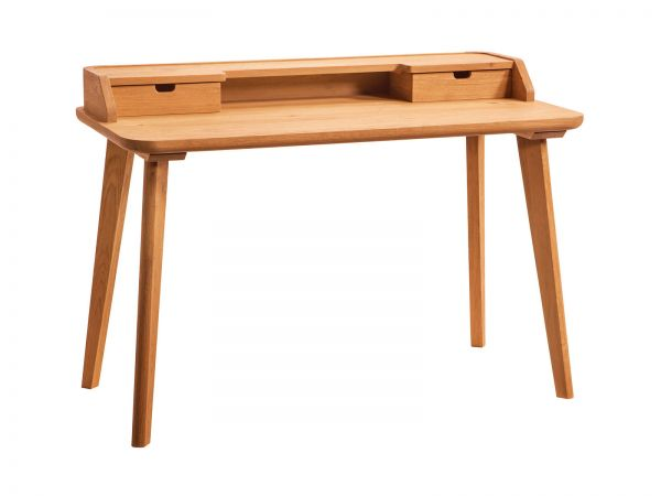 Hasena Oak-Line Schreibtisch Aska, Eiche natur, gebürstet, geölt