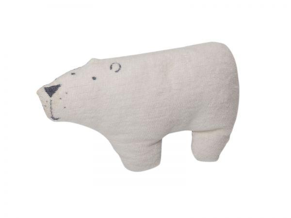 Kissen Eisbär