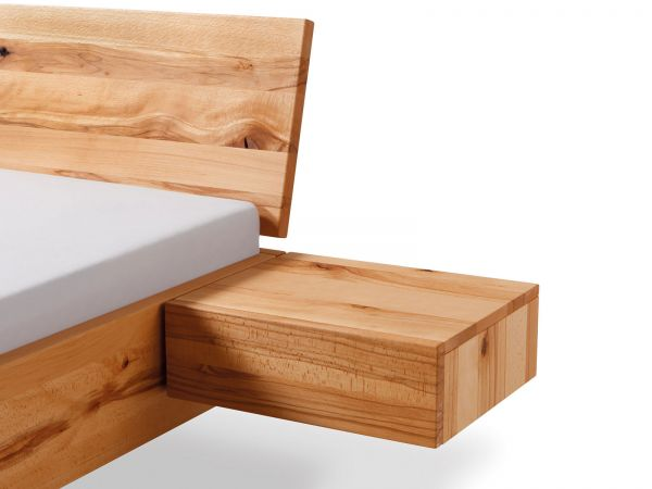 Hasena Wood Wild Nachttisch Caja, Wildbuche natur, geölt