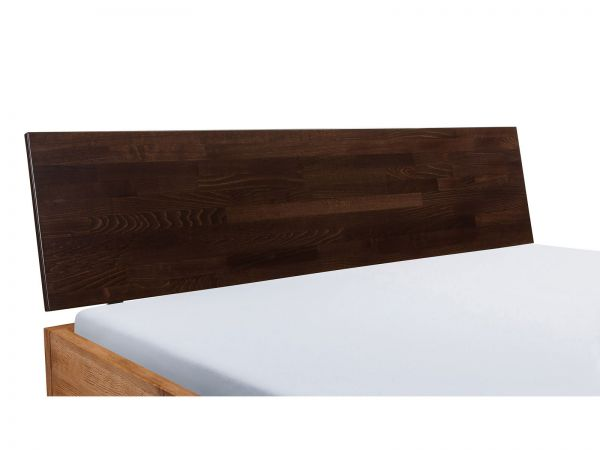 Hasena Wood Line Kopfteil Varus, Buche schoko, lackiert