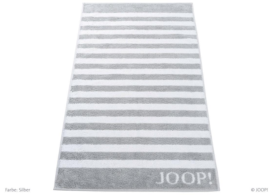joop duschtuch classic stripes 1610 betten prinz gmbh. Black Bedroom Furniture Sets. Home Design Ideas