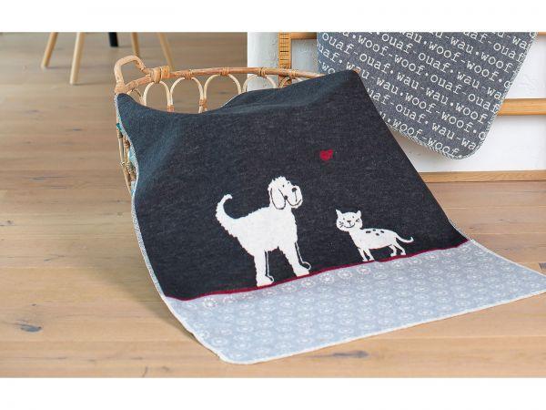 Haustierdecke Dog & Cat 6259