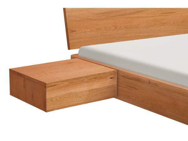 Hasena Wood Line Nachttisch Caja, Buche natur, lackiert