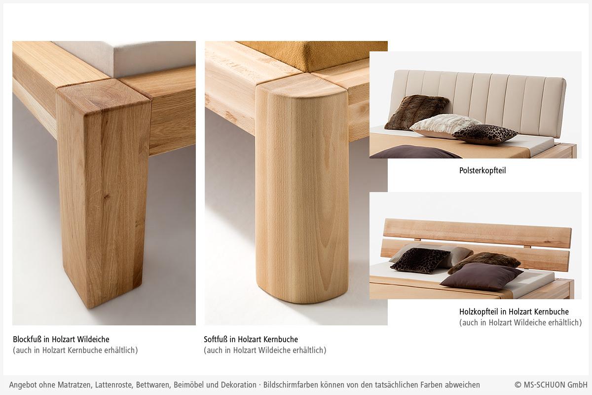massivholzbetten betten prinz gmbh. Black Bedroom Furniture Sets. Home Design Ideas