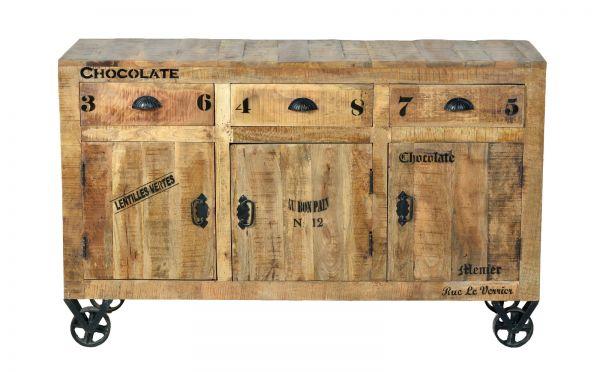 RUSTIC Sideboard 01903-04
