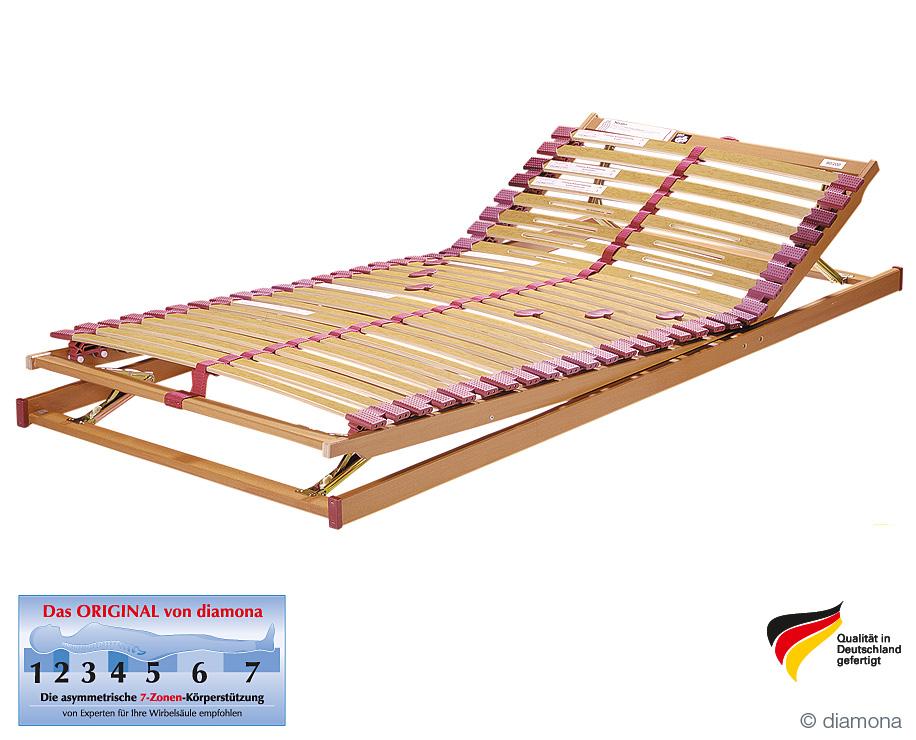 Diamona Unterfederung Lattenrost Strato Royal | Betten Prinz GmbH