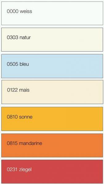 Dormisette Biber-Betttuch Q88 2er-Packung
