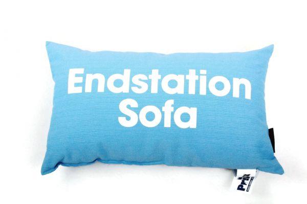 "Fun Fino ""Endstation Sofa"" Kissen"