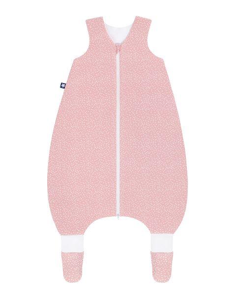 Zöllner Jersey Schlafsack Jumper Plus Tiny Squares Blush