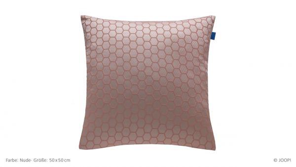 JOOP! Zierkissenhülle Hexagon 21676