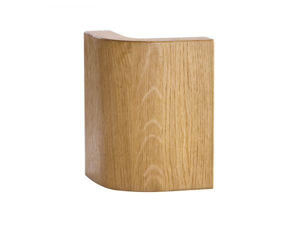 """Oak-Bianco Beschlagspaket """"Round"""""""