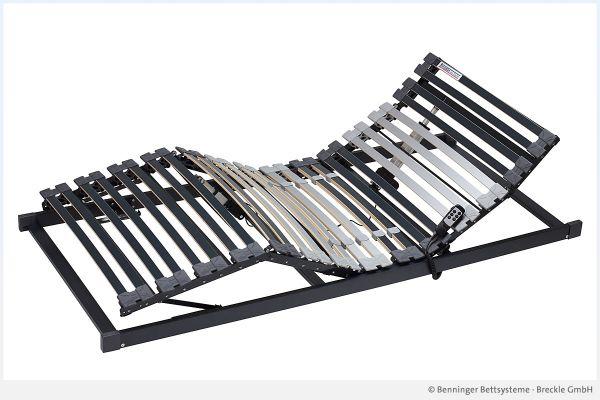 Benninger Bettsysteme Flachrahmen Ferroplan 28 mit Flachmotor
