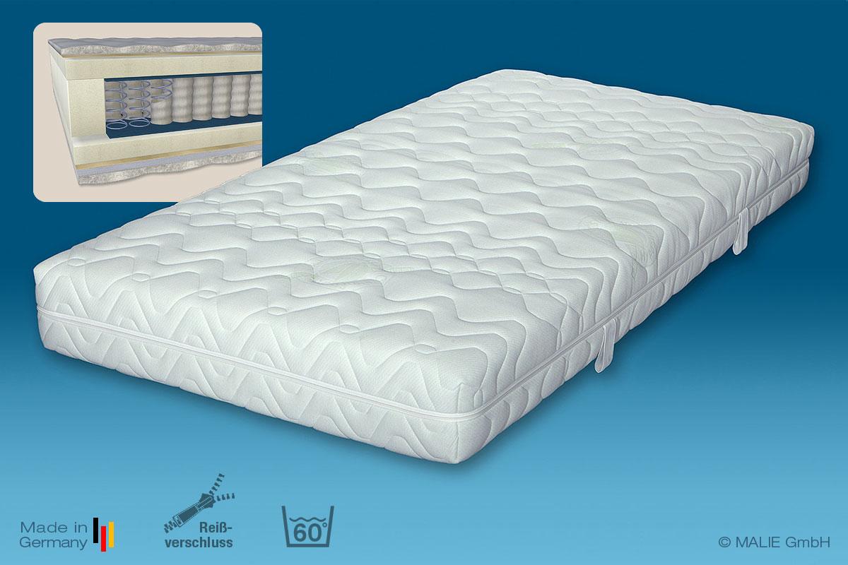 malie taschenfederkernmatratze polar betten prinz gmbh. Black Bedroom Furniture Sets. Home Design Ideas